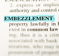 Philadelphia Embezzlement Lawyer & Defense Attorney